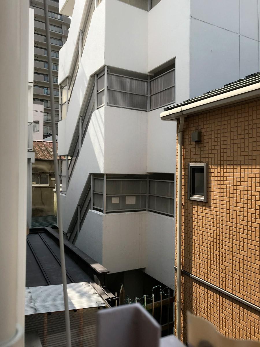 Temporary homes - Denis Grau